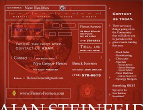 Breuk Iversen, BinkNyc, 11211, Williamsburg, NYC, Neurochemical