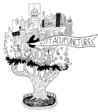 City Acupuncture, Jen Hill, Breuk Iversen