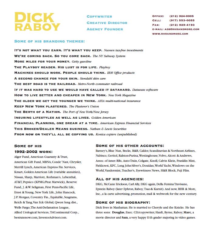 Dick Raboy