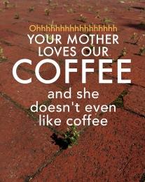 Ad for Cafe Via Espresso
