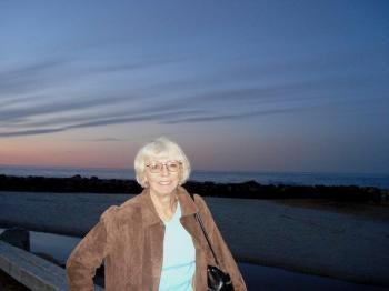 Suzy Kline Cape Cod Corporation  Beach 2010