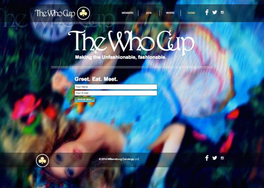 The Who Cup (1)