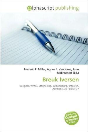 Breuk Iversen, BinkNyc Culture