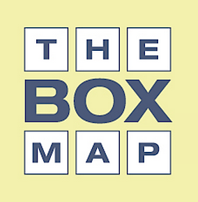 Williamsburg Brooklyn The Box Map 11211, Breuk Iversen
