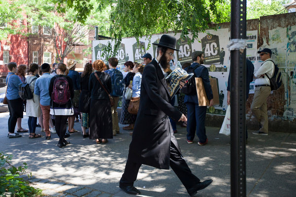 Williamsburg HASID