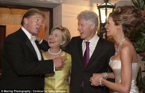 Trumps Clintons Classic