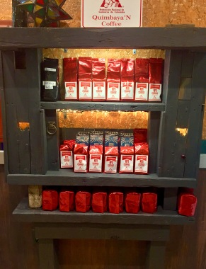 Cafe Via Espresso, Breuk, BinkNyc