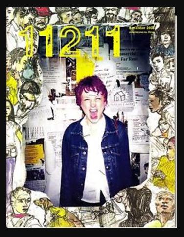 11211 Magazine, 3rd Issue