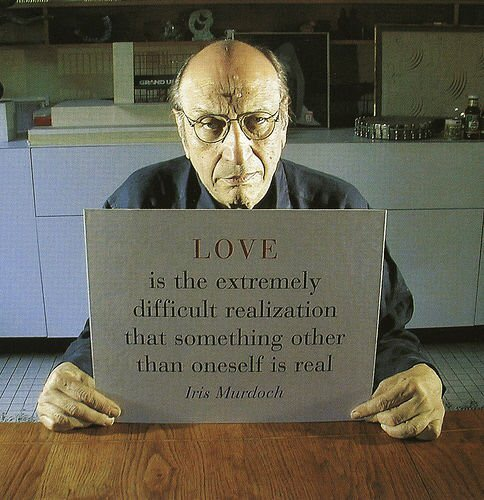 Milton Glaser, Breuk Iversen