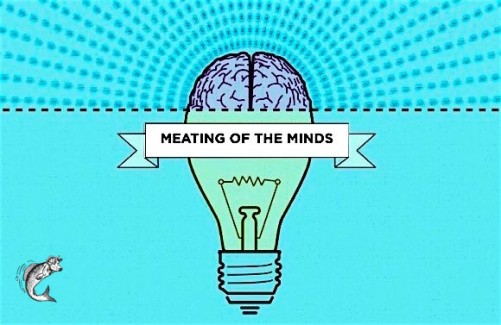 Meating of the minds