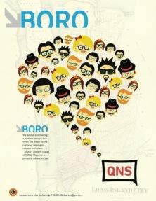 BORO Magazine (Bayside, Queens, NYC))