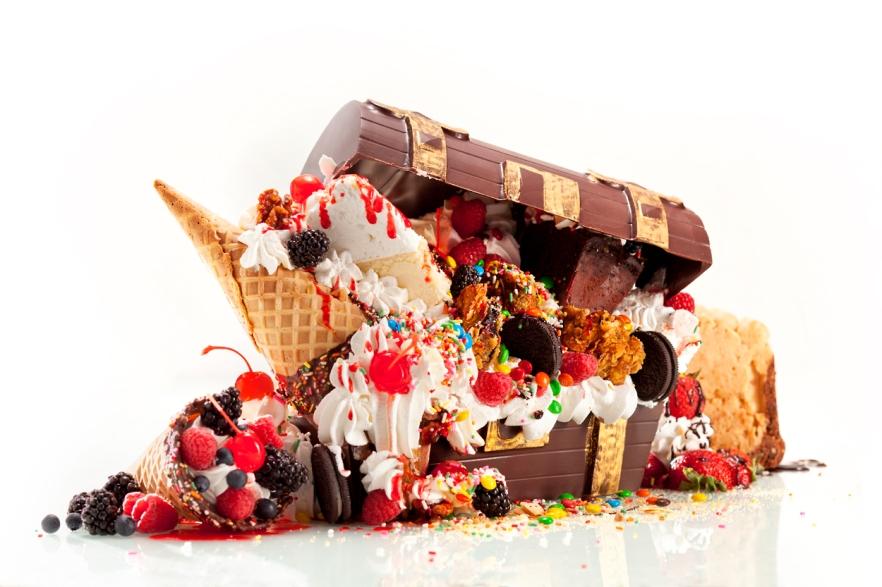 ice cream pirate treasure