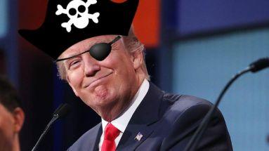 Pirate Trump