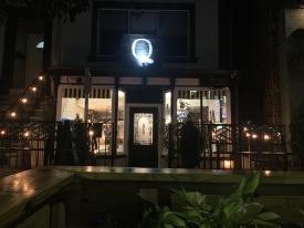 Qdyssey at night