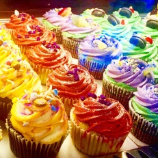 Cupcakes fro Chef Pearl