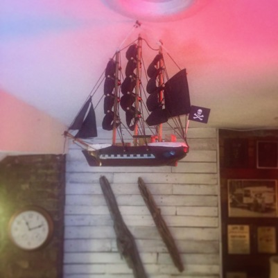 Qdyssey Pirates