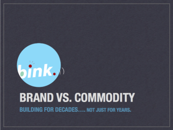 Big Brands v Commodity