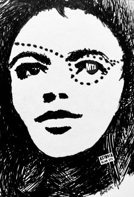 Astoria Blind Eye