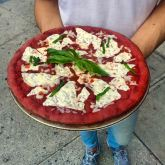 RED PIZZA : : created by BinkNyc
