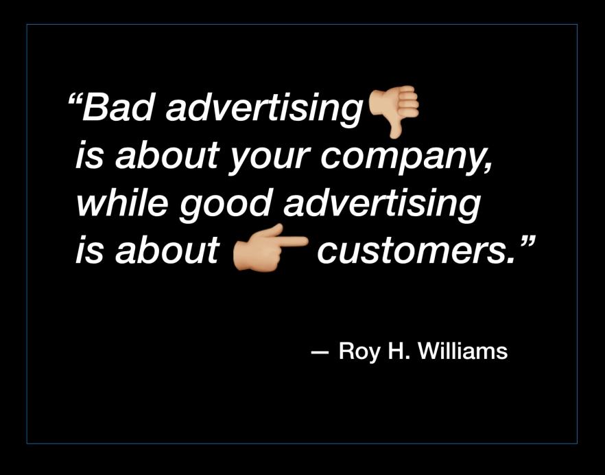 Bad ads, good ads, BinkNyc, Breuk Iversen