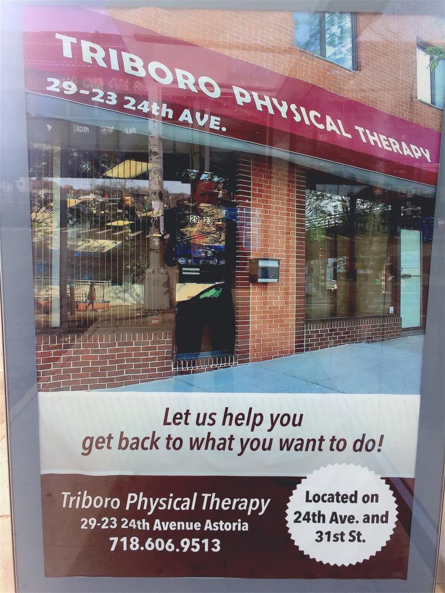 Triboro PT Old ad