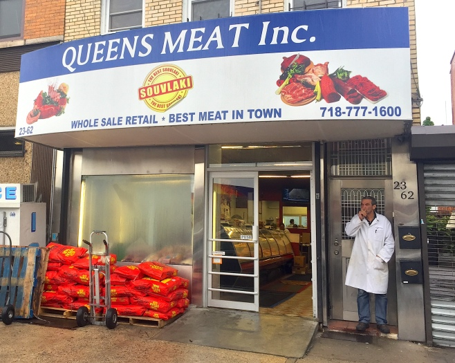 Queens Meat (decor before)