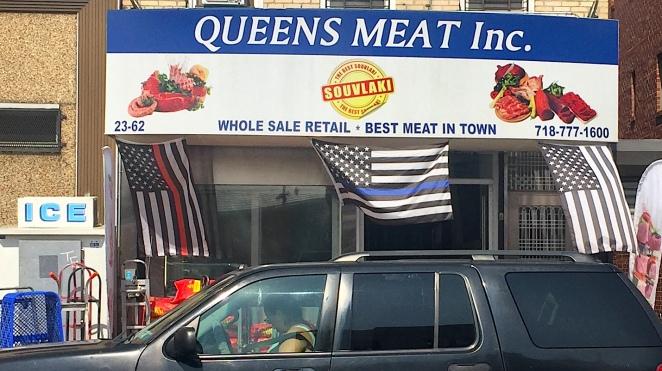 Queens Meat (flags)