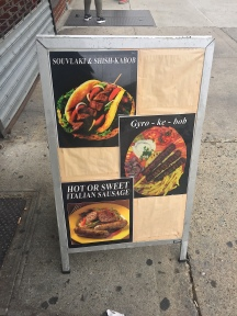 Queens Meats (old board)