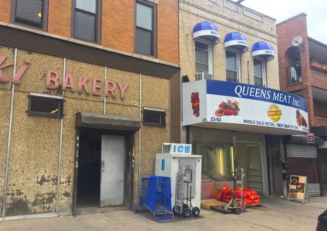 Queens Meats (store before II)
