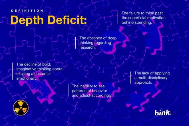 Depth Deficit