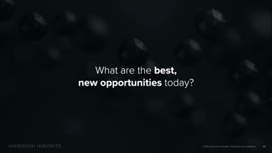 What are the best opportunities