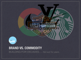 BinkNyc Culture: Branding Vs. Commodity