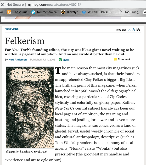 Felkerism