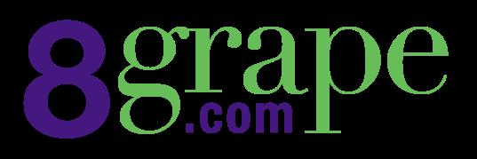 8Grape logo final