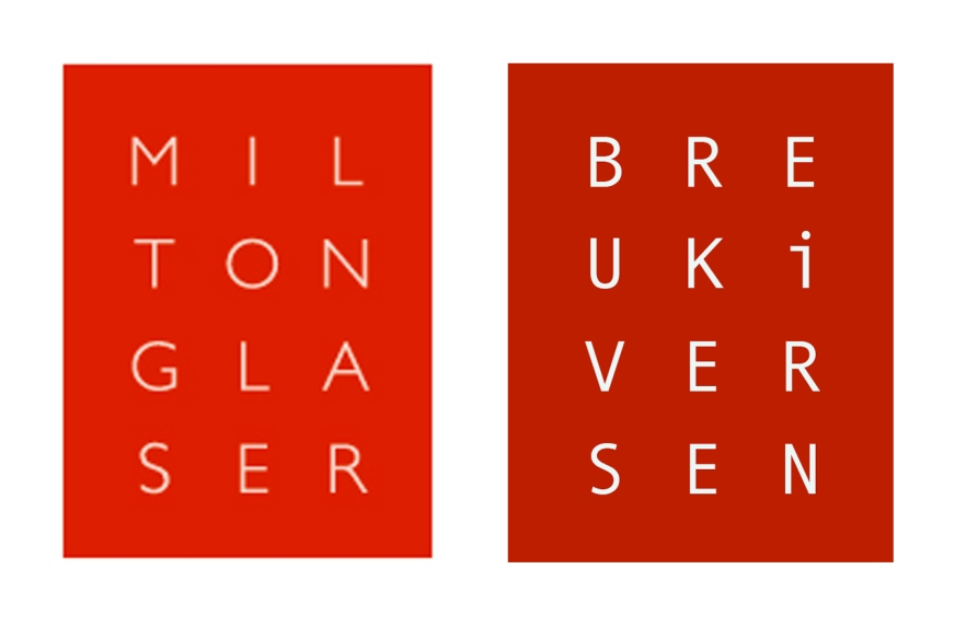 Milton Glaser Breuk Iversen